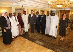 """""""عبدالغفار"""" لوفد الجامعات النيجيري: نحرص على تحقيق الجودة والإتاحة معا"""