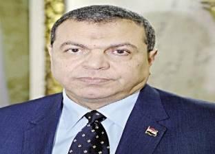 """""""سعفان"""": اليونان وإيطاليا يستعينان بالعمالة المصرية بشكل موسمي"""