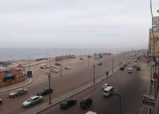 عاجل.. أمطار غزيرة تجتاح الإسكندرية وإعلان حالة الطوارئ