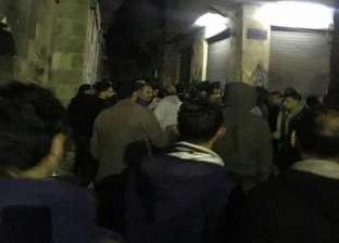 عاجل| محافظ القاهرة يزور مصابي «حادث الحسين»