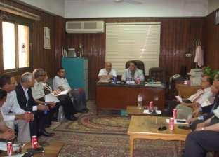 بالصور  اجتماع بصحة الشرقية لمناقشة مشكلات الإدارات الصحية