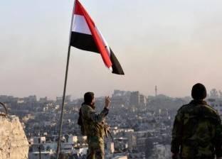 عاجل| وسائل إعلام: رفع العلم السوري فوق معبر القنيطرة