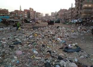 ترعة «الزقازيق- بهنباى».. كوكتيل من مياه الرى والصرف والقمامة
