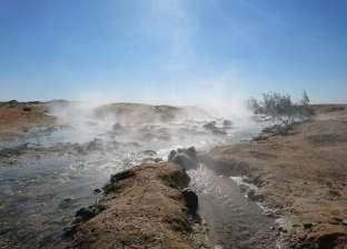 """""""حمام موسى"""" طبيعة الله في """"وادي العسل"""".. عالج نفسك بالسياحة"""