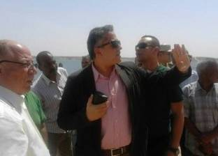وزير الآثار يتفقد تجهيزات الاحتفال بمرور 200 عام على اكتشاف «أبوسمبل»