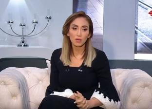 """ريهام سعيد ترد على محمد رشاد: """"أنا مش كبش فدا"""""""