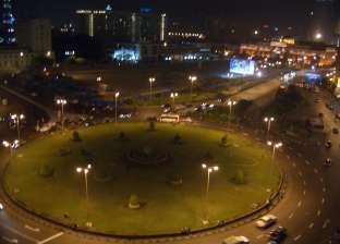 """سيولة مرورية بميدان التحرير في ذكرى أحداث """"محمد محمود"""" وتواجد مكثف للأمن"""