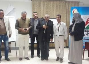 بالصور| وكيل وزارة التضامن الاجتماعي بجنوب سيناء يناشد الشباب بالمشاركة في المحليات