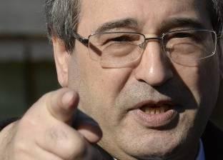 المقداد: دمشق ترفض اتهامات موجهة إليها باستخدام مواد سامة