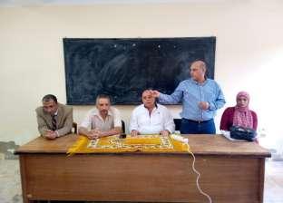 """افتتاح دورة تدريبية لـ""""مطبقي المبيدات"""" في حوش عيسى وأبوالمطامير"""