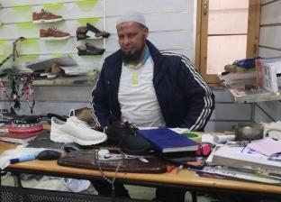 """تبدد حلم السفر فأسس مصنع أحذية.. """"البطش"""": بدأت بـ10 آلاف وأصدر للخارج"""