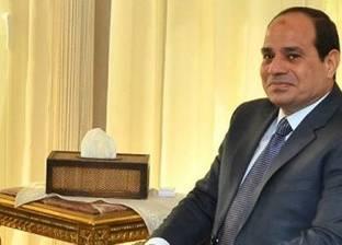 """الرئيس يعلن انطلاق """"القناة الجديدة"""": """"مصر تقدم التنمية للإنسانية"""""""