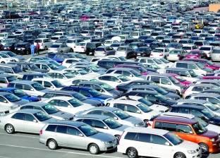 38٫1% زيادة مبيعات المركبات خلال أول 7 أشهر من العام