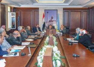 اجتماع عاجل لمناقشة مشكلات الكهرباء والإنارة بالأحياء بالإسكندرية