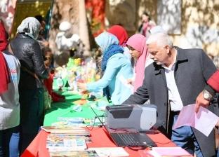 مكتبة مصر العامة تشارك في مهرجان الفنون بالزمالك