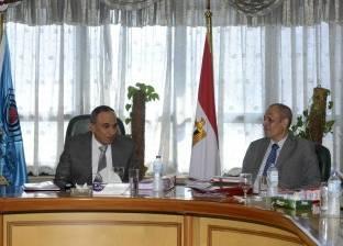 """""""الأمن القومي المصري.. وتحديات الواقع"""" ندوة بنادي الصحفيين النهري"""