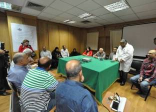 المحافظ والنواب يفتتحون أول وحدة لجراحة المخ والأعصاب بمستشفى بورسعيد