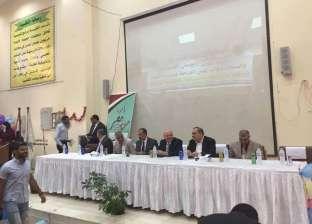 """رئيس جامعة الزقازيق عن مبادرة """"إزاي نبني مصر"""": توسيع للمشاركة الطلابية"""