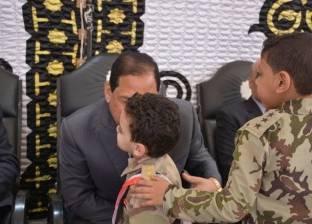 بالصور| محافظ الغربية: فخر لي تولي محافظة قدمت 200 شهيد للوطن