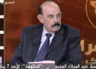 """ماجد نوح: """"الإرهابيين في 2011 حرقوا المخبز اللي كان بيأكل أهالي رفح"""""""