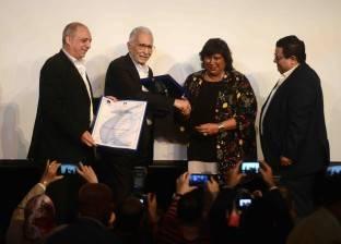 «أبوزهرة»: لم أحلم بتكريمى مع حسين رياض