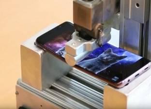 بالفيديو| اختبارات قاسية لأحدث هواتف سامسونج