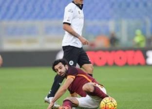 محمد صلاح ضمن أسوأ 10 صفقات في الدوري الإيطالي