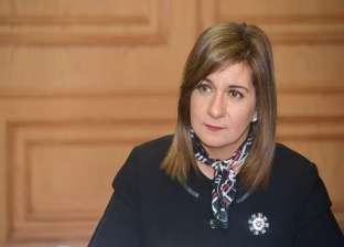 """وزيرة الهجرة: """"السيسي رئيس صادق ويتمتع بالصراحة مع المواطن المصري"""""""
