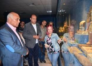 رئيس قطاع المتاحف: البدء في إنشاء متحف بشرم الشيخ قريبا