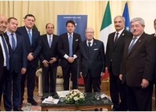 """من """"الصخيرات"""" لـ""""باليرمو"""".. مساع دولية لحل أزمة ليبيا"""
