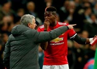 «مورينيو» عن أزمته مع «بوجبا»: «لا أحد أكبر من مانشستر يونايتد»