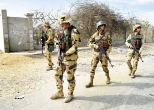 «السلاح صاحى» فى كمائن شمال سيناء.. والجنود يرفعون شعار «النصر أو الشهادة»
