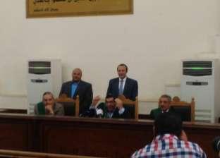 """تأجيل إعادة محاكمة المتهمين بـ""""حرق كنيسة كرداسة"""" لـ10 يوليو"""