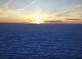 بالفيديو| مشهد رائع للمحيط الأطلسي بعد تجمده