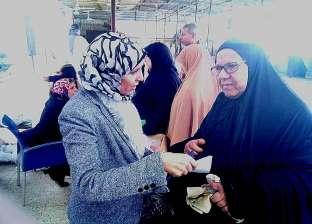 """الكشف على 195 حالة خلال قافلة طبية بـ""""منتزه ثان"""" في الإسكندرية"""