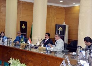 مجلس جامعة بنها يختار 3 أساتذة في لجنة اختيار رئيس الجامعة الجديد