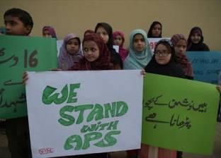 بالصور| باكستان تحيي الذكرى الثانية للهجوم الدموي على مدرسة بيشاور