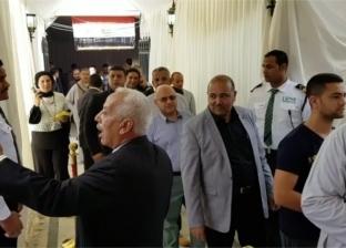 توافد المصريين فى الكويت