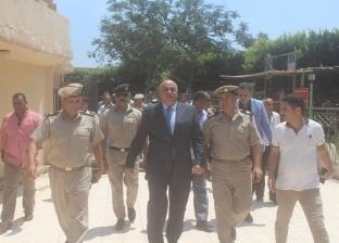 صور.. مدير أمن كفر الشيخ يتابع تأمين الشوارع في ثاني أيام عيد الأضحى
