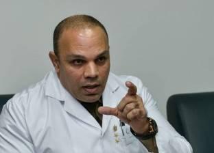 مدير مستشفى القوات المسلحة بالإسماعيلية: علاج الإدمان أصبح «مسألة أمن قومى»