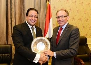 """علاء عابد رئيسا لـ""""حقوق إنسان النواب"""": أعاهد الله على بذل كل جهدي"""