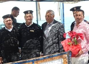 بالصور| رؤساء مدن جنوب سيناء يواصلون الاحتفالات بعيد الشرطة
