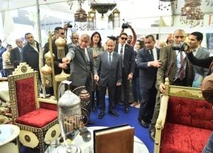 وزير التجارة والصناعة يفتتح الدورة الـ 52 لمعرض القاهرة الدولي