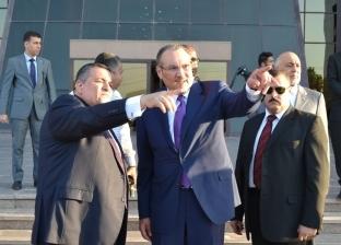 سفير السعودية في جولة 5 ساعات بمدينة الإنتاج: من الصعب تحاشي الكاميرات