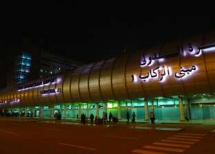 رغم سوء الأحوال الجوية.. انتظام حركة الملاحة في مطار القاهرة