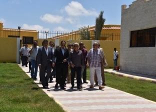 صور.. الغرابلي يتفقد مركز علاج الإدمان تمهيدا لافتتاحه الأسبوع المقبل