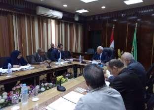 شاروبيم: لجنة للتأكد من سلامة المياه في المنشآت الصناعية بجمصة