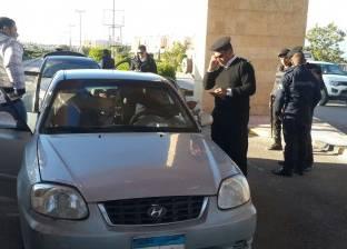 """محافظ أسوان يوجه باتخاذ إجراءات ضد """"سيارات الملاكي"""" التي تعمل أجرة في أسوان"""