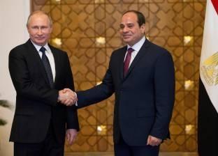 عمر وطني: زيارة الرئيس الروسي للقاهرة تؤكد للعالم أن مصر بلد آمن