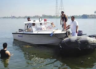 «أمن البحيرة» يضبط 3 قضايا تلوث في حملة لشرطة المسطحات المائية